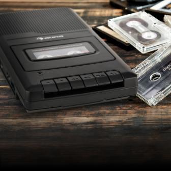 Grabadora de casetes