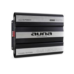 Amplificador coche 5 canales 6000W MOSFET