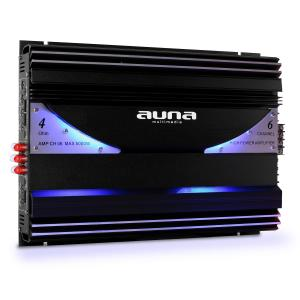 AMP-CH06 Amplificador coche 6 canales 570W RMS 5000W