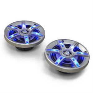 """CS-LED4 Altavoces de coche 10 cm (4"""") 500W LED azul 10 cm (4"""")"""
