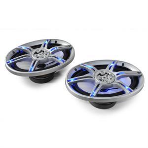 """Altavoces de coche Auna CS-LED69 - 15x23cm, 1000W 15 cm x 23 cm (6"""" x 9"""")"""