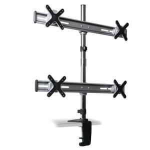 Soporte Auna ET01-C04, 4 Pantalla mesa, brazo giratorio