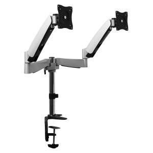 LDT04-C024 Soporte de mesa para 2 monitores <9kg x 2