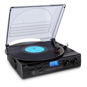 TT-186E Tocadiscos USB grabación LP a MP3