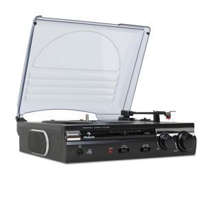 182TT Tocadiscos grabación de LP a USB MP3 AUX PC Mac