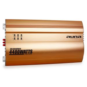 Goldhammer Amplificador coche 4 canales 4400W 4_0