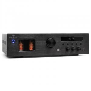 Tube 65 Amplificador a válvulas HiFi MP3 USB receptor