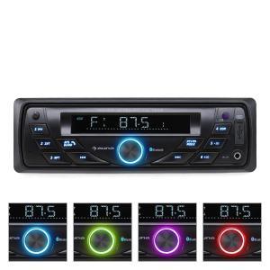MD-140-BT Radio coche MP3 USB RDS SD AUX Bluetooth