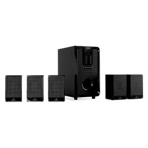 Areal 520 Sistema de altavoces 5.1 multitáctil AUX 95W