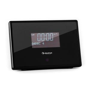 Dabstar DAB/DAB+ Radio digital FM/AM RDS Despertador negro