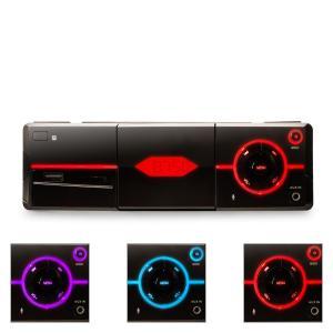 MD-640 Autorradio bluetooth Control SD USB