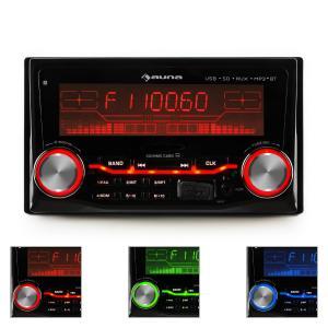 MD-830 2G BTAutoradio 2 DIN USB SD MP3 Bluetooth Diferentes Colores