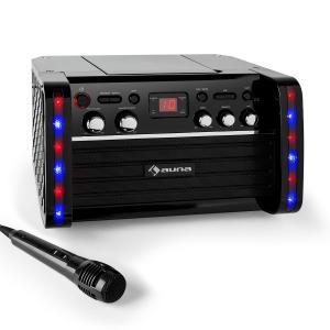 Disco Fever Equipo de karaoke reproductor CD-/CD+G