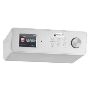 KR-200 radio de Internet cocina Sintonizador DAB Spotify wifi bajo mueble d Plata