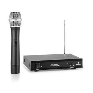 VHF-1-H Micrófono inalámbrico VHF de 1 canal micrófono de mano 050 m