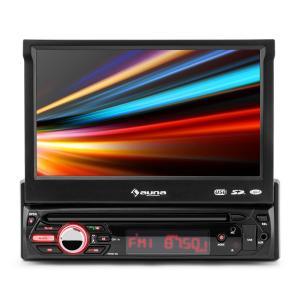 "MVD-310 radio para coche 17,8cm (7"")-Touchscreen Bluetooth USB SD FM Front-AV"