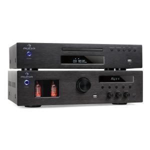 "Golden Tower""Röhre"" Amplificador a válvulas CD MP3 600W"