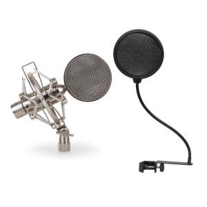 Set de micrófono Set 1 x micrófono de estudio 1 xfiltro anti pop