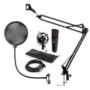 MIC-920B USB set de micrófonos V4 micrófono de condensador brazo protección anti pop