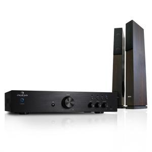 """HiFi System """"Elegance""""Amplificador 600W y 2 x Altavoces"""
