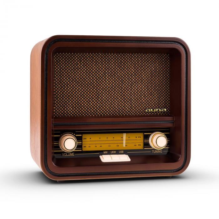 Belle Epoque 1901 Radio retro FM/AM USB MP3